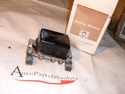 caterpiller tractor & industrial 24vt voltage regulator ac delco 1119306 (z 1119306)