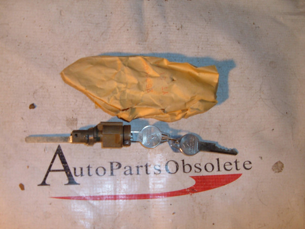View Product1965 dodge 880 trunk lock assembly nos mopar # 2583162 (z 2583162)