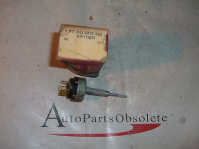 1962 valiant lancer windshield wiper switch NOS mopar # 2275565 (z 2275565)