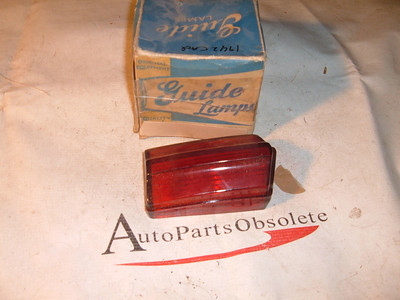 View Product1942 cadillac taillight lens nos gm # 5933092 (z 5933092)