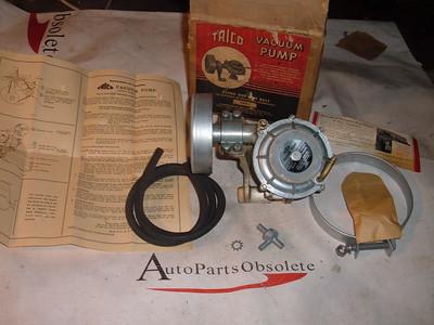 1940-1955 chevrolet cadillac oldsmobile trico vacuum pump kit vap-1 (z vap1)