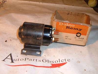 1955 56 57 diamond T international palmer marine starter solenoid 1114314 (z 1114314)