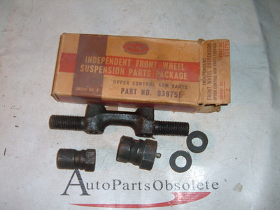 1939 dodge plymouth upper control arm shaft kit nos mopar # 939751 (z 939751)