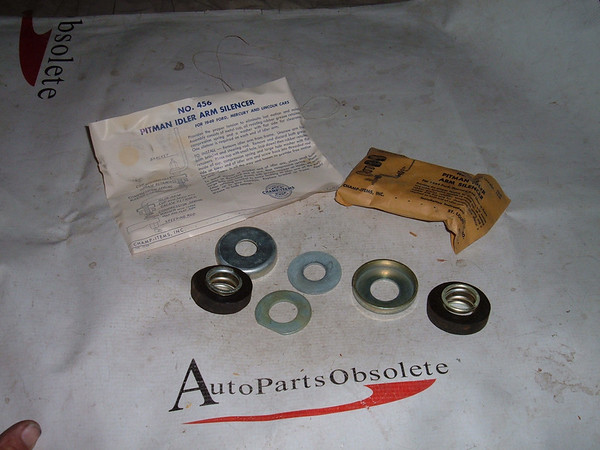 1949 ford lincoln mercury idler arm silencer kit # 456 (z 456)