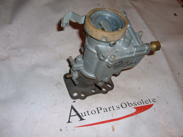 1932 34 36 38 49 42 ford marvel schebler carburetor 2bar # 10-2928 (za 102928)
