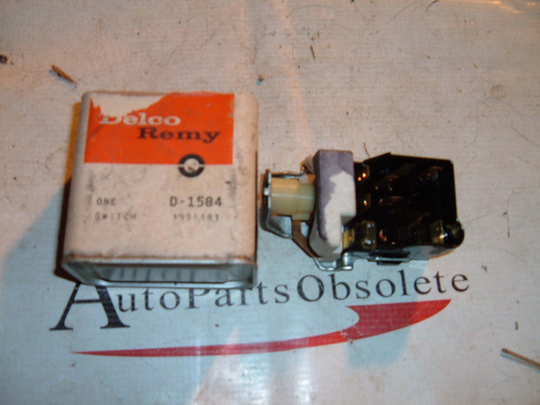 1971 72 73 cadillac headlight switch 1995181 (z 1995181)