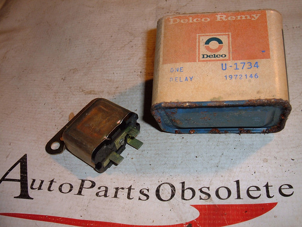 1957 58 59 60 61 62 ford/ thunderbird horn relay nos ford # 1972146