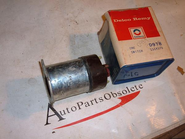1965 66 67 68 69 70 chevrolet pontiac olds starter solenoid 1114379