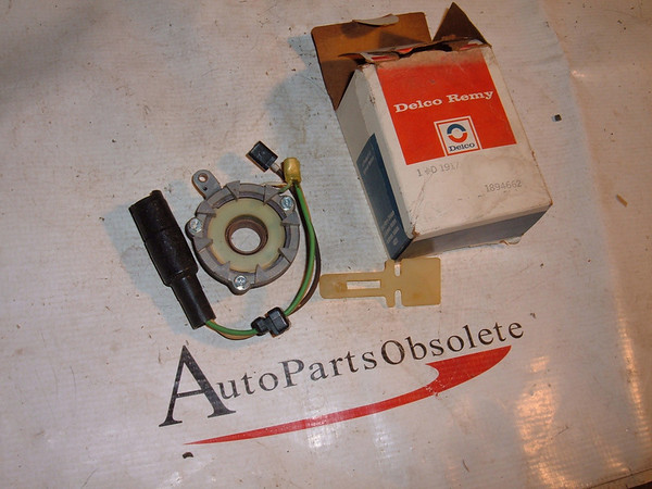 View Product1980 81 82 83 84 cadillac ignition distributor pole & plate 1894662 (z 1894662)