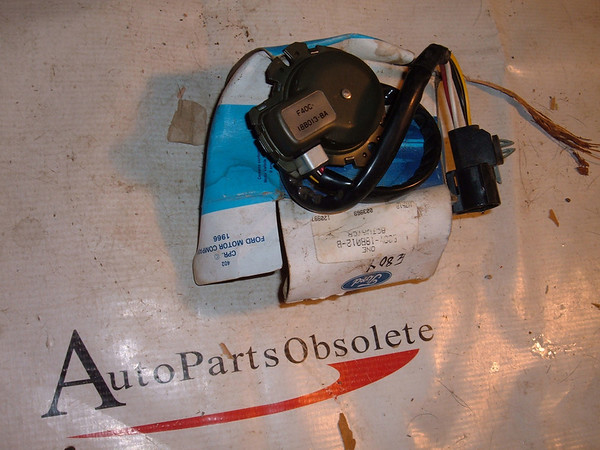 1988 89 90 91 92 93 94 lincoln air suspension actuator E80Y 18B013 B (z e80y18b013b)