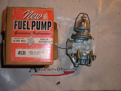 1954 Ford new double action fuel pump # 4131 (z 4131)