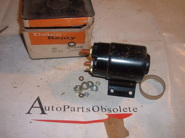 1955 56 cadillac starter solenoid # 1119777 (z 1119777)