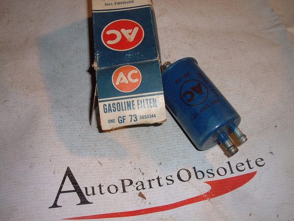 1961 62 63 Pontiac fuel filter 5650344 (z 5650344)