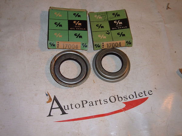 View Product1955 56 oldsmobile rear wheel dust seals 17004 (z 17004)