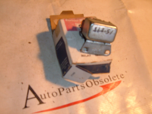1977 79 81 83 85 chevrolet pontiac air conditioning blower relay # 526896 (z 526896)