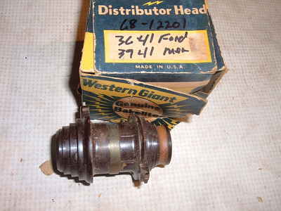 View Product1936 37 38 39 40 41 ford distributor rotor 68-12201 (za 6812201)