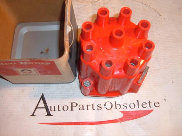 1967 68 69 ponitac oldsmobile red delco distriutor cap 800062 (z 800062)