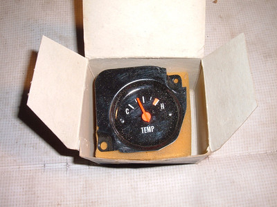 1979 80 81 82 chevrolet truck pickup temperature gauge # 8993329