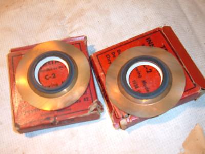 1938 39 40 41 42 dodge desoto chrysler rear wheel seals C-2 (za c-2)