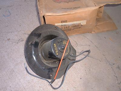 1969 70 71 73 75 77 79 ford galaxie fan blower motor # D2AZ 19805 B (z d2az19805b)