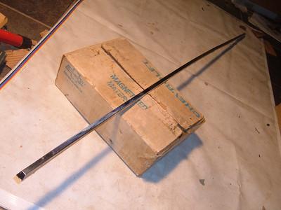View Product1966 chevrolet hood windsplit molding # 3874567 (z 3874567)