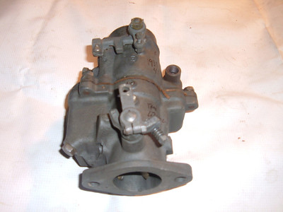 1939 1940 1941 federal truck zenith carburetor # 10204 (za 10204)
