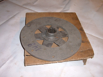 1929 30 31 32 33 34 ford clutch disc new # 148 (z 148)