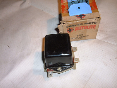 1948 50 52 54 56 58 69 case harding tractor voltage regulator VBW 5601 C (za vbw5601c)