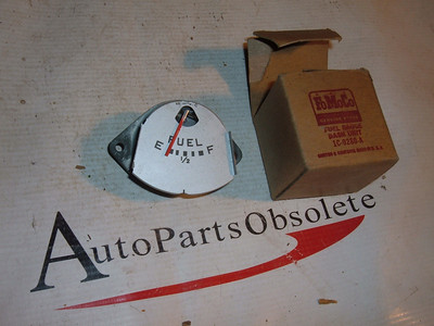 1951 52 53 54 55 ford truck gas / fuel gauge dash unit nos ford 1C 9280 A (z 1c9280a)