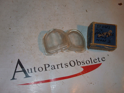 1951 oldsmobile license plate lens # 5939897 (z 5939897)