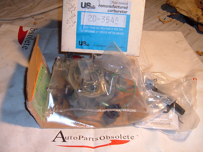 View Product1981 82 plymouth dodge omni horizion carburetor holley # 20-354 (z 20354)