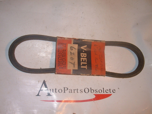 View Product1941 ford generator belt nos ford # 1GA 8620 A (za 1ga8620a)