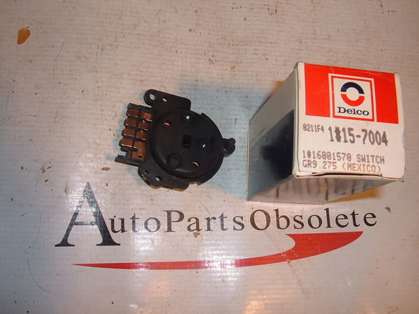 78 80 82 84 86 camaro chevelle air conditioning switch # 16001570 (z 16001570)