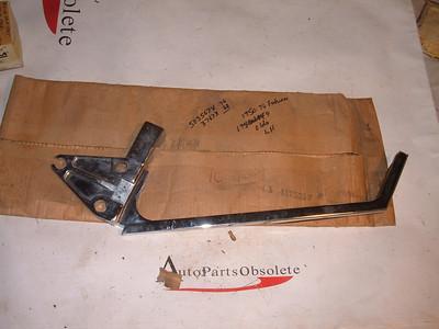 1950 oldsmobile vent window frame nos gm # 4175597 (z 4175597)