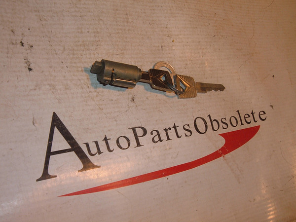 1954 56 57 58 59 ford mercury ignition lock w/keys (z 54-59 ford keys)