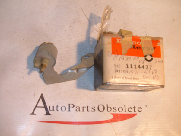 View Product70 71 pontiac idle solenoid nos gm # 1114437 (z 1114437)