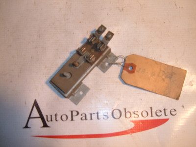 1949 ford fuse panel nos # 8A 12258 A (z 8a12258a)