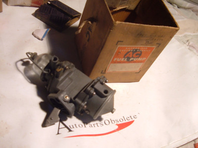 View Product1951 kaiser frazer dual action fuel pump rebuilt # 9549 (z 9549)