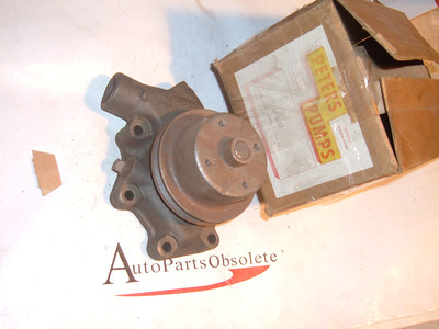 View Product53 54 chevrolet water pump rebuilt wp 1287 (z wp1287)