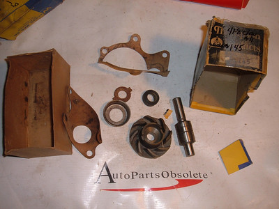41 42 46 47 48 chevrolet water pump rebuild kit new # WS145 (z ws145)