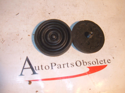 1933 thru 1964 ford mercury lincoln brake clutch pedal pads (za 273005)