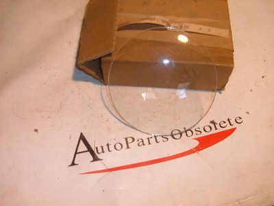 42 44 46 48 pontiac clock face / glass nos # 1566496 (z 1566496)