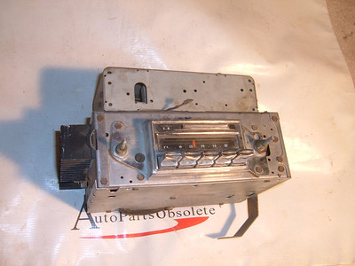 1970 oldsmobile cutlass am/fm radio stereo (z 70 cutlass amfm stereo)