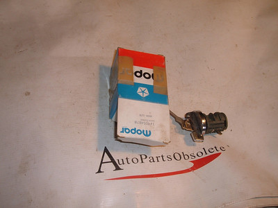 73 75 77 79 81 83 85 dodge plymouth ignition lock # 4054878 (z 4054878)