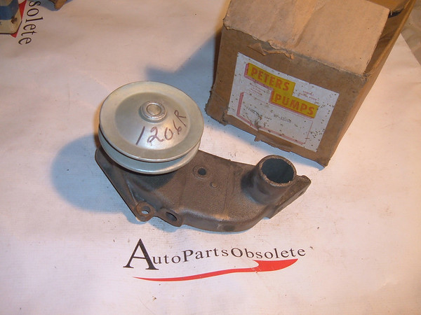 View Product1949 ford water pump v-8 rebuilt # 1206r (z 1206r)
