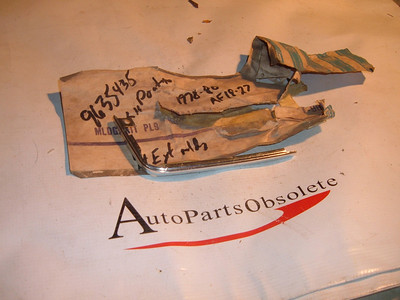 View Product1978,1979,1980 pontiac lemans quarter panel molding nos # 9635435 (z 9635435)