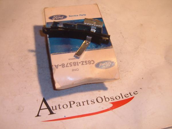 1967,1969 ford thunderbird fan blower switch nos # C8SZ 18578 A (z c8sz17578a)