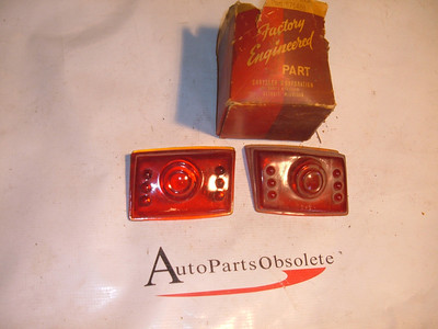 View Product1942 dodge tail light lens nos mopar # 975488/7 (975488/7)