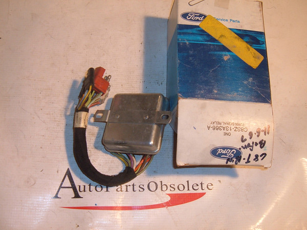 View Product1968 cougar thunderbird tail light relay nos # C8SZ 13A366 A (z c8sz13a366a)