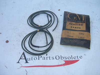 1941,1942,1946,1947,1948 pontiac horn button wire nos gm # 266918 (z 266918)